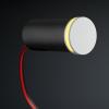 Cree LED trapverlichting Lepe | wit | rond | warmwit | 1 watt