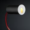 Cree LED trapverlichting Jaca   wit   rond   warmwit   1 watt