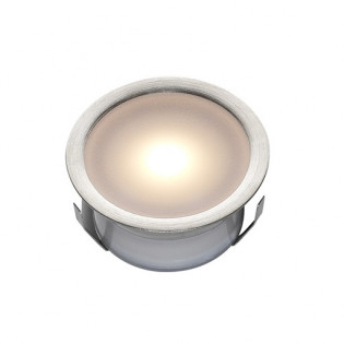Epistar LED vloerspot Alfena | warmwit | 0,4 watt LVSW