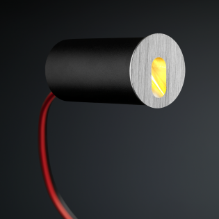 Cree LED trapverlichting Jaca | rond | warmwit | 1 watt L2050