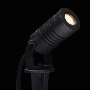 Cree LED prikspot Tomar | warmwit | 3 watt | kantelbaar | 24 volt L2185