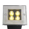 Cree LED grondspot | warmwit | 4 watt