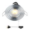 Coblux LED inbouwspot | warmwit | 5 watt | dimbaar | kantelbaar