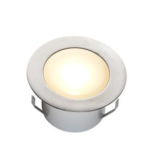 Epistar LED vloerspot Gandra | warmwit | 1 watt | 24 volt L2190