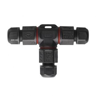 Kabelverbinder T | waterdicht | 2-3 aderig L2002