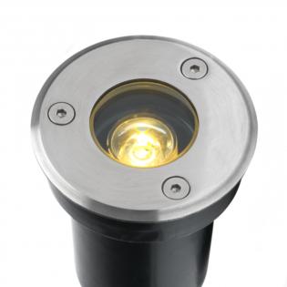 Bridgelux LED grondspot | warmwit | 1 watt LTV705011