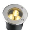 Cree LED grondspot | warmwit | 3 watt | rond