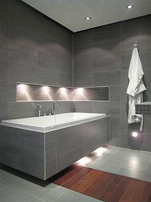Voordelen van LED verlichting in uw badkamer