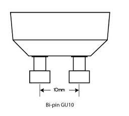 GU 10 LED