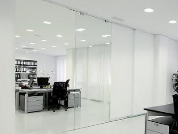 LED paneel rond