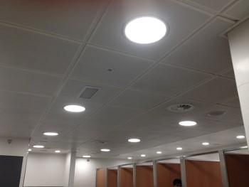 panelen systeemplafond