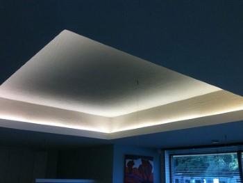 Led plafond verlichting een duurzame keus for Badkamerverlichting led