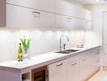 led verlichting onder keukenkastjes design en functioneel