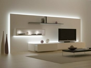 Led Verlichting Woonkamer on pop ceiling design for bedroom