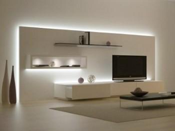 moderne woonkamers - Google zoeken  huiskamers  Pinterest  Google ...