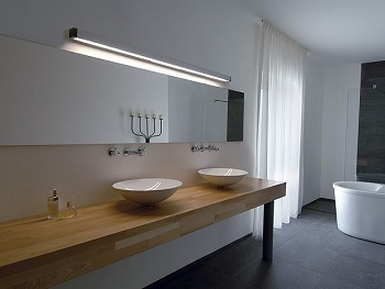 Led Verlichting Badkamer : Spiegelverlichting badkamer led voor uw badkamer